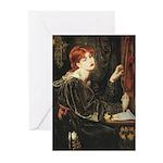 Veronica Veronese Cards (Pk of 10)