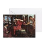 Penelope and Her Suitors Cards (Pk of 10)