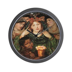 The Beloved Bride Wall Clock