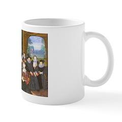Sir Thomas More & Family 1593 Mug