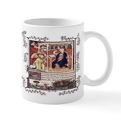 Medieval Psalter Mug