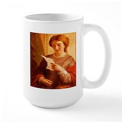 The Letter Mug