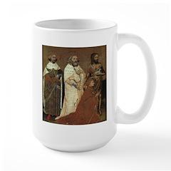 King Richard II and his Patron Saints Mug