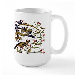 Birds in the Arbor Mug