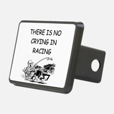 harness racing gifts Hitch Cover