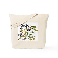 Medieval Flourish Tote Bag