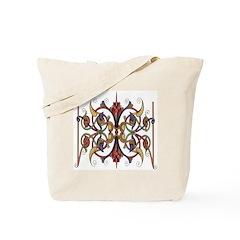 Medieval Beauty Tote Bag