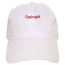 Cartwright, Vintage Red Baseball Cap