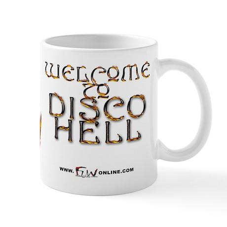 Disco Stu: Mug