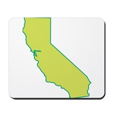 California State Shape Mousepad