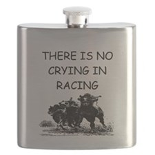 horse racing gifts Flask