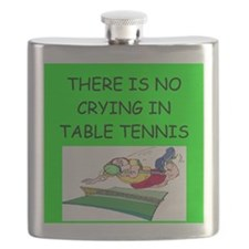 table tennis gifts Flask