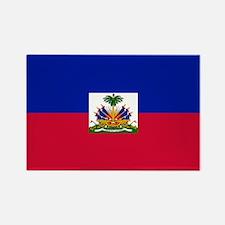 Flag of Haiti Rectangle Magnet