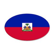 Flag of Haiti Wall Decal