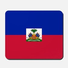 Flag of Haiti Mousepad
