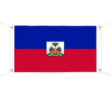 Flag of Haiti Banner