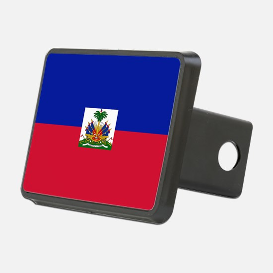Flag of Haiti Hitch Cover