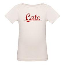 Cate, Vintage Red Tee