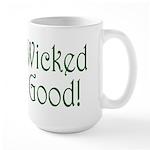 Wicked Good! Large Mug
