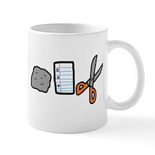 Rock, Paper, Scissors! Mug