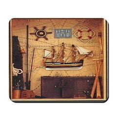 Nautical Mousepad