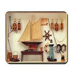 Nautical Scene Mousepad