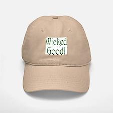 Wicked Good! Baseball Baseball Cap