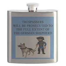 german shepherd joke Flask