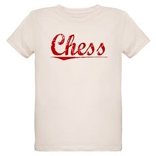 Chess, Vintage Red T-Shirt