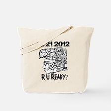 December 21, 2012 myan warrior Tote Bag