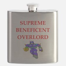 SUPREME being Flask