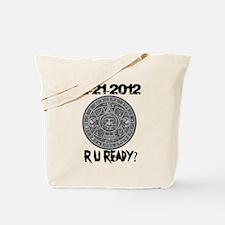 2012 myan calender Tote Bag