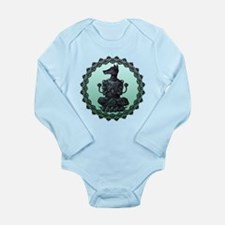 Dog Buttha Long Sleeve Infant Bodysuit