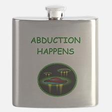funny alien abduction ufo joke Flask