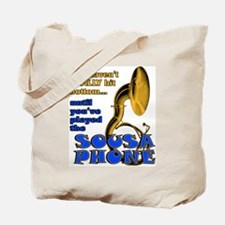 Sousaphone Tote Bag