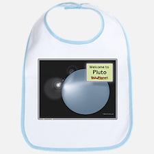 Pluto, ex-ninth Planet Bib