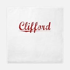 Clifford, Vintage Red Queen Duvet