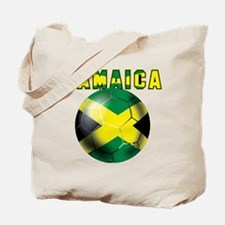 Jamaican Football Tote Bag