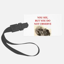 HOLMES22.png Luggage Tag