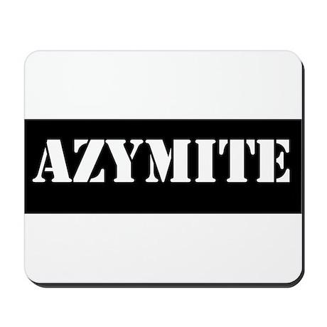 Azymite Mousepad