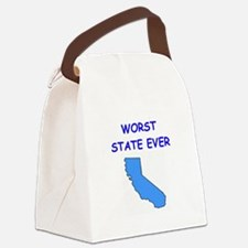 CAL.png Canvas Lunch Bag