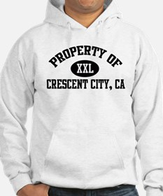 Property of CRESCENT CITY Hoodie