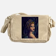 Night of Mists and Dreams Messenger Bag