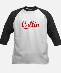 Collin, Vintage Red Tee
