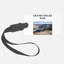 grand coulee dam Luggage Tag