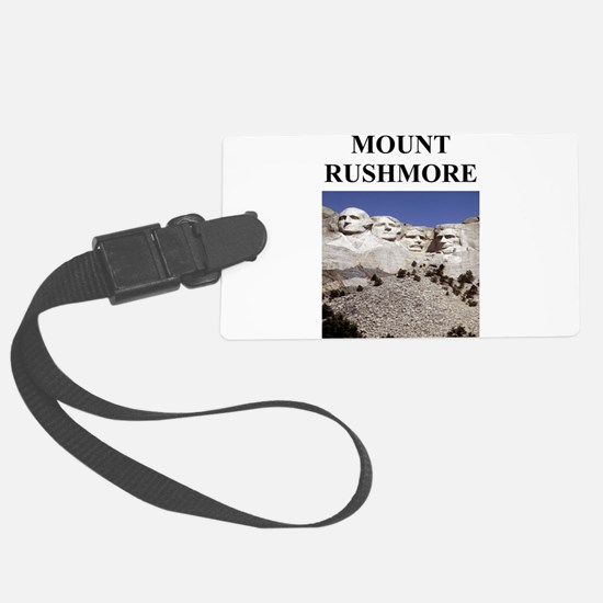 mount rushmore gifts Luggage Tag