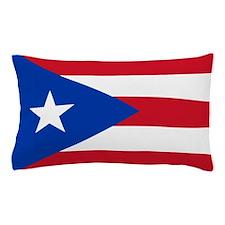 Puerto Rican Flag Pillow Case