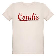 Condie, Vintage Red T-Shirt