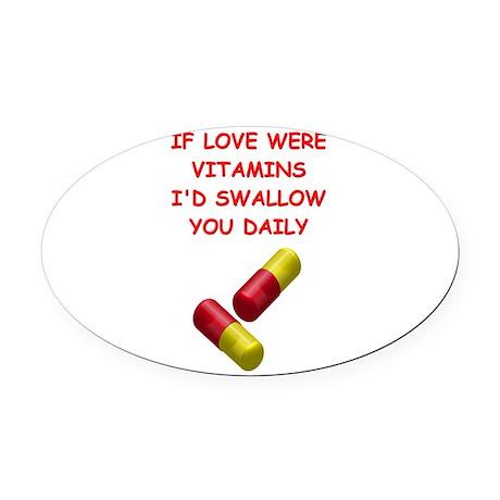 vitamins love romance dating oral sex joke Oval Ca