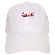 Cordell, Vintage Red Baseball Cap